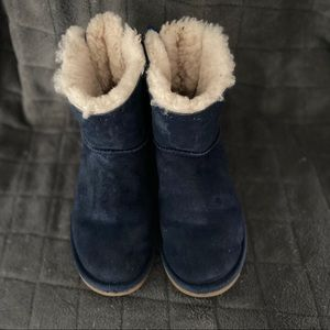 UGG Bailey bow boots low